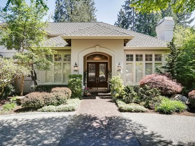 Woodinville Single Family Home For Sale: 17116 163rd Ave NE