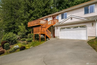 Single Family Home For Sale: 6 Misty Ridge Ct