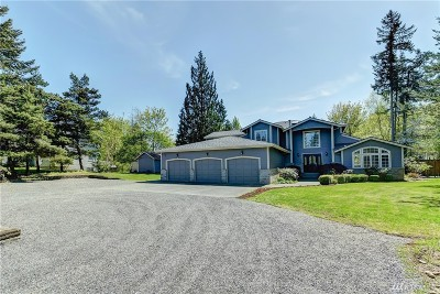Enumclaw Single Family Home For Sale: 24015 SE 380th St