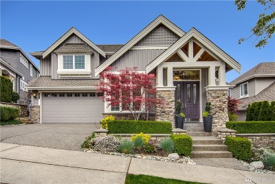 Issaquah Single Family Home For Sale: 1633 28th Ave NE