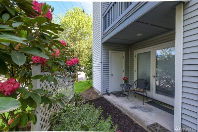 Bellevue Condo/Townhouse For Sale: 12023 SE 60th St #F