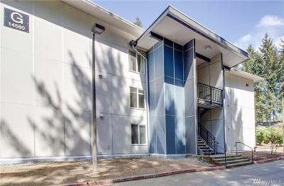 Bellevue Condo/Townhouse Sold: 14580 NE 31st St #G-205
