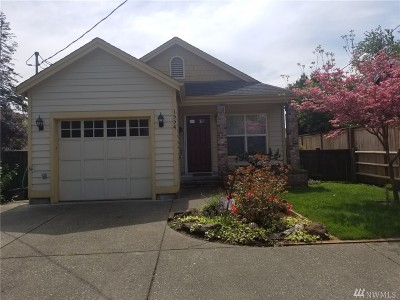 Enumclaw Single Family Home For Sale: 1554 Chinook Ave