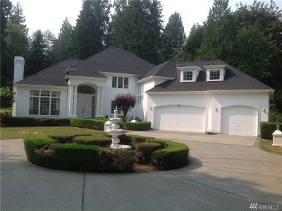 Maple Valley Single Family Home For Sale: 20828 SE 213th St