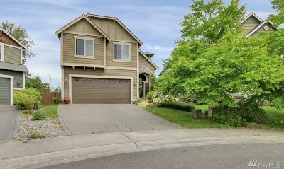 Puyallup Single Family Home For Sale: 15209 84th Av Ct E