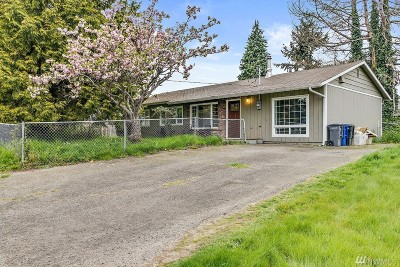 Des Moines Single Family Home For Sale: 1918 S 259th St