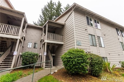 Federal Way Condo/Townhouse For Sale: 33015 S 18th Place #F302