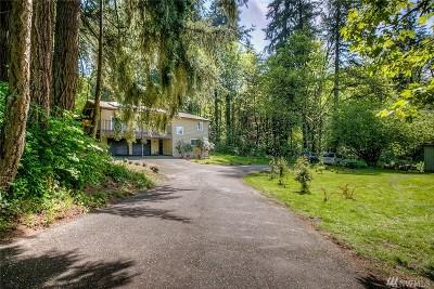 Bothell Single Family Home For Sale: 11321 E Riverside Dr