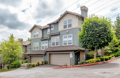 SeaTac Condo/Townhouse For Sale: 21507 42nd Ave S #K2