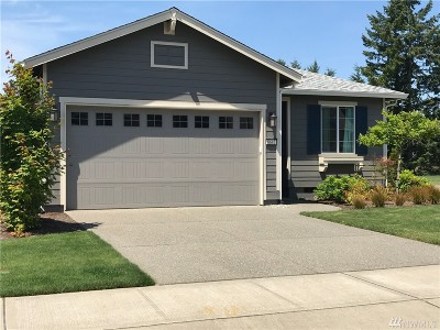 Lacey Single Family Home For Sale: 8642 Anderson Ct NE