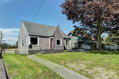 Mount Vernon Single Family Home For Sale: 209 Cedar St