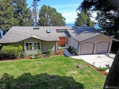 Coupeville Single Family Home For Sale: 324 Marine Dr