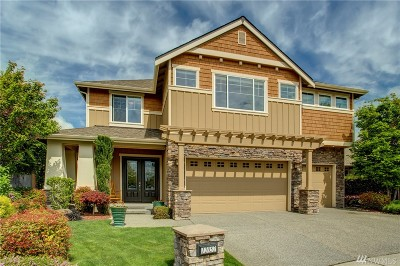 Redmond Single Family Home For Sale: 12052 157th Ct NE