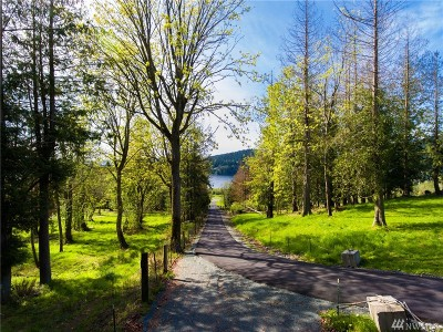 Anacortes, La Conner Residential Lots & Land For Sale: 5615 Campbell Lake Rd