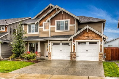 Puyallup Single Family Home For Sale: 11729 172nd St Ct E