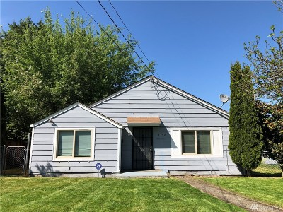 Seattle Single Family Home For Sale: 8540 116th