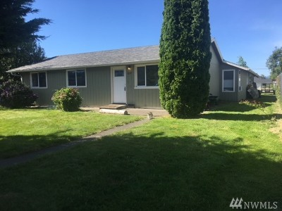 Chehalis Single Family Home For Sale: 639 SW Pacific Ave