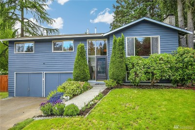 Edmonds Single Family Home For Sale: 24223 88th Place W