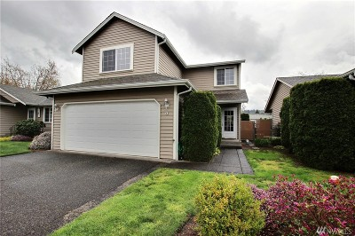 Puyallup Condo/Townhouse For Sale: 808 13th St SE #Q