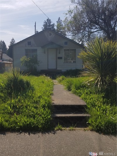 Seattle Single Family Home For Sale: 7721 16th SW
