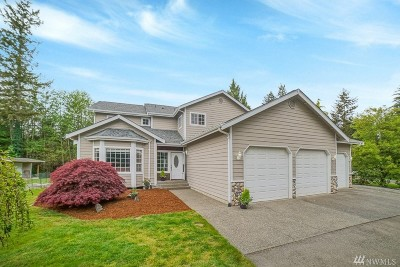 Port Orchard Single Family Home For Sale: 1541 SE Nylace Lane