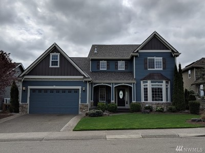 Maple Valley Single Family Home For Sale: 27749 254th Wy SE