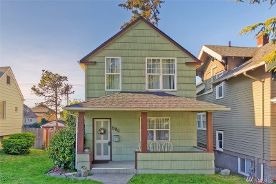Single Family Home Contingent: 415 S 34th St