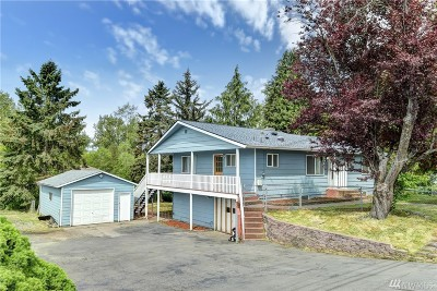 Marysville Single Family Home For Sale: 5414 67th Ave NE