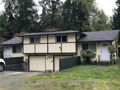Marysville Multi Family Home For Sale: 13431 54th Dr NE