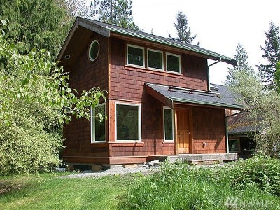 Sedro Woolley Multi Family Home For Sale: 306 Sapp Rd