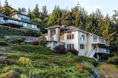 Bellingham WA Single Family Home For Sale: $845,000