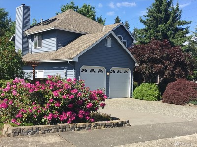 Renton Single Family Home For Sale: 13224 SE 189th Place