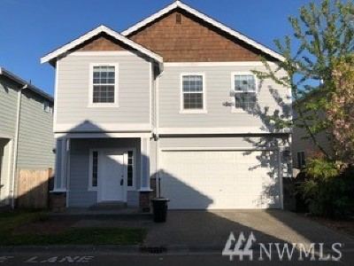 Bothell Condo/Townhouse For Sale: 16307 1st Place W #20