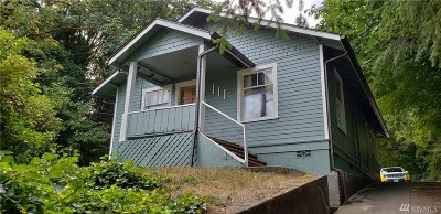 Shelton WA Single Family Home For Sale: $149,900