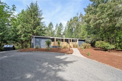 Gig Harbor Single Family Home For Sale: 8722 58th Ave NW
