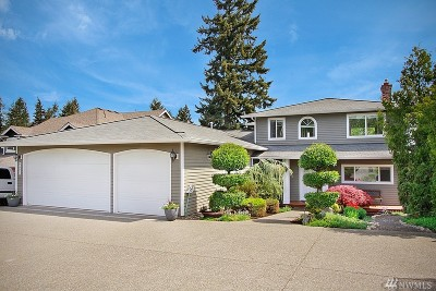 Lake Tapps WA Single Family Home For Sale: $849,950