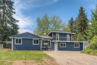 Auburn Single Family Home For Sale: 37633 43rd Ave S