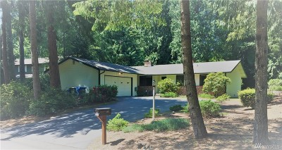 Gig Harbor Single Family Home For Sale: 4208 31st St Ct NW