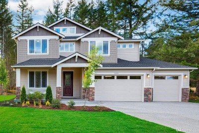 Lacey Single Family Home For Sale: 4631 Plover St NE