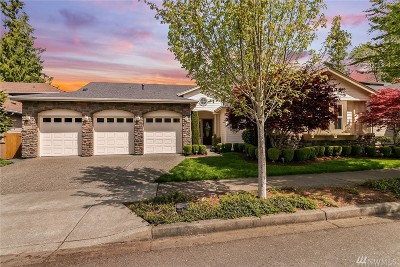 Redmond Single Family Home For Sale: 22906 NE 126th St