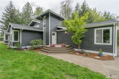 Bellingham Single Family Home For Sale: 4604 Lee Ct