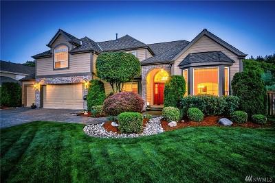 Covington Single Family Home For Sale: 18503 SE 277th Place