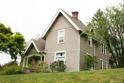 Bellingham Single Family Home For Sale: 730 N Garden St