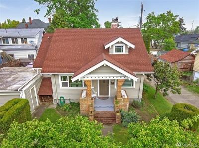 Tacoma WA Single Family Home For Sale: $335,000