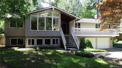 Mill Creek Single Family Home For Sale: 15412 25th Lane SE