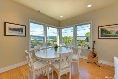Anacortes Condo/Townhouse Sold: 1418 6th St