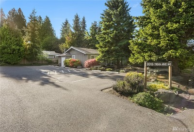 Bellevue Single Family Home For Sale: 2015 116 Ave NE