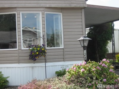 Bellingham Mobile Home Sold: 1200 Lincoln St #124
