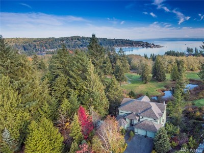 Port Ludlow WA Single Family Home For Sale: $720,000