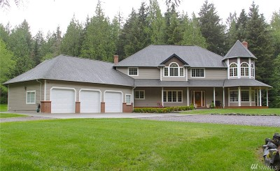 Carnation, Duvall, Fall City Single Family Home For Sale: 5511 298th Ave NE